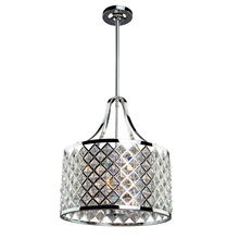 Artcraft AC10423 - Lattice AC10423 Chandelier