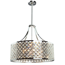 Artcraft AC10426 - Lattice AC10426 Chandelier