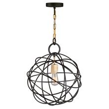 Artcraft AC10951 - Orbit AC10951 1 Light Chandelier