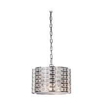 Artcraft AC192 - Coventry 2 Light  Chrome Chandelier