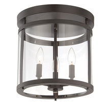 Savoy House 6-1043-3-13 - Penrose 3 Light Semi-Flush