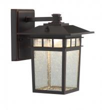 Lite Source Inc. LS-16717 - LED Outdoor Wall Lamp, Dark Bronze, LED 12W (22Pcs) , #Dci