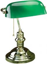 Lite Source Inc. LS-224PB - Banker Desk Lamps