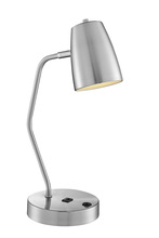 Lite Source Inc. LS-23120BN - Ronnie Desk Lamps