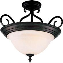 Maxim 2652MRKB - Pacific-Semi-Flush Mount