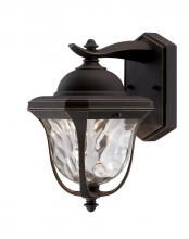 "Designers Fountain LED21921-ABP - 6"" LED Wall Lantern"