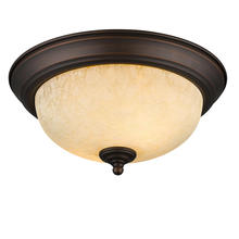Golden 1260-11 RBZ-TEA - Flush Mount