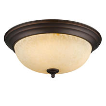 Golden 1260-15 RBZ-TEA - Flush Mount