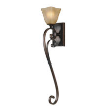 Golden 3890-WT1 GB - 1 Light Wall Sconce Torchiere