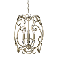 Golden 4616-3P WG - 3 Light Pendant