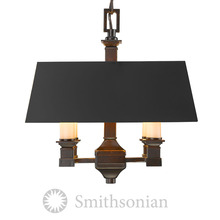 Golden 5907-SF CDB-BLK - Semi-Flush (Convertible)