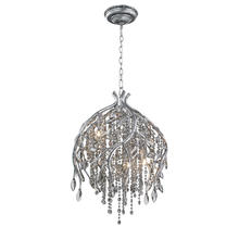 Golden 9903-5P MSI - 5 Light Pendant