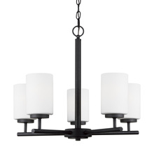 Sea Gull 31161-839 - Five Light Chandelier