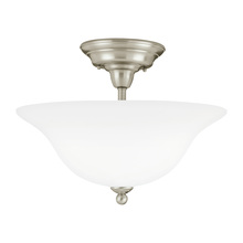 Sea Gull 75061-962 - Three Light Semi-Flush Mount