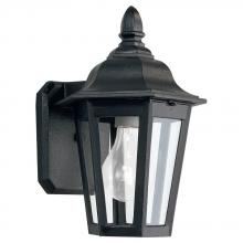 Sea Gull 8822-12 - One Light Outdoor Wall Lantern