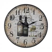 Sterling Industries 118-032 - French Wine Bottles Clock