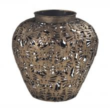 Sterling Industries 138-043 - Butterfly Filigree Planter