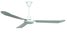 "Ellington Fan UT56WW3M - Utility 56"" Ceiling Fan with Blades in White"