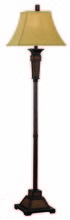 Kenroy Home 20531WTR - Ellis Floor Lamp