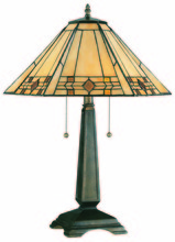 Kenroy Home 33040BRZ - Willow Table Lamp