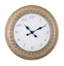 Kenroy Home 65072GLD - Clock