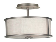 Kenroy Home 91582BZG - Whistler 2 Light Semi Flush