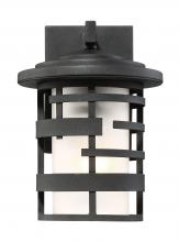 "Nuvo 60/6401 - Lansing One Light 10"" Outdoor Wall Lantern"