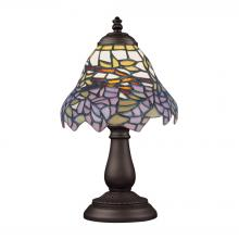 ELK Lighting 080-TB-28 - Mix-N-Match 1 Light Table Lamp In Tiffany Bronze